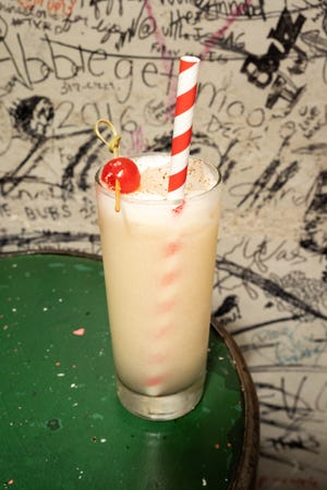 Whisler's has launched a menu of cocktails inspired by the films of Quentin Tarantino, including the 5 Dollar Milkshake.