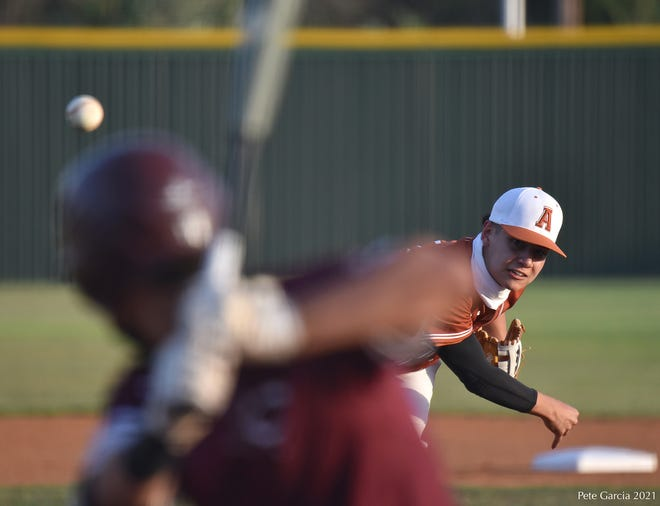Alice baseball vs. Calallen
