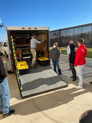 ROAD tools trailer