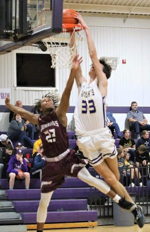 The South Beauregard duo of Dayla Simon and Zach Blackwell were named honorable mention on the Class 3A all-state basketball team by a panel of the Louisiana Sports Writers Association.