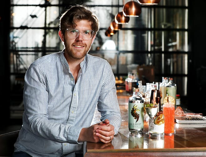 """Beverage director Joshua Gandee of Watershed Kitchen & Bar says the nonalcohol drinks have been """"missing for some time."""""""