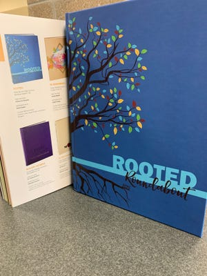Oak Grove High School's yearbook, the ROUNDABOUT, has been nationally recognized for excellence and will be featured in the Jostens Look Book 2021, celebrating the best-of-the-best in yearbook design and inclusivity.
