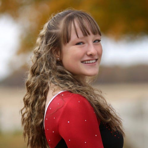 Coldwater senior Abby Travelbee was nominated this year as the Senior Gymnast of the Year by the MHSGCJA