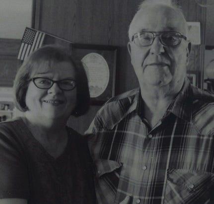 Harold and Donna Badtram