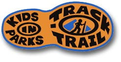 Logo for Kids in Parks Track Trail