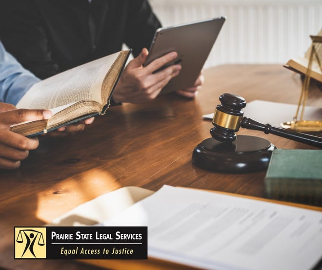 Prairie State Legal Services offers free legal help for low-income people and those age 60 and over who have serious civil legal problems and need help to solve them.