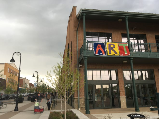 The Sixth Annual Cuyahoga Falls All City Art Walk: Art Connects Us All!, presented by the Cuyahoga Valley Art Center, will take place downtown Saturday, April 24 through Sunday, May 2.