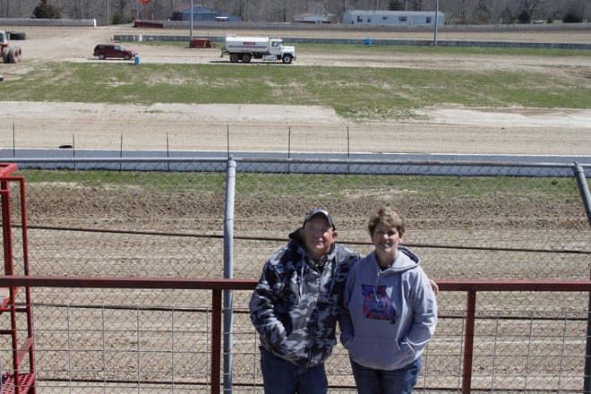 Jim and Tammy Lieurance are the new promoters/business managers at Randolph County Raceway in Moberly. The 2021 dirt track series schedule opens Friday, April 2 with five feature classes. Races will now be held on Friday nights instead of Sunday's, weather permitting, with hot laps starting at 6:30 p.m. and races at 7 p.m.