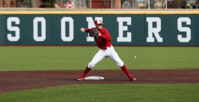 Brandon Zaragoza and the Sooners travel to Kansas State this weekend.