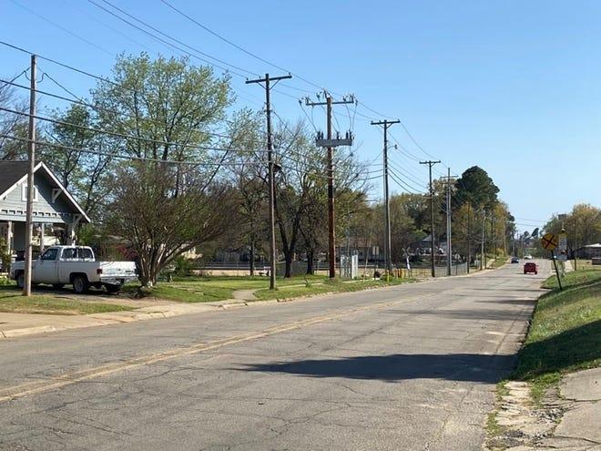 20th Street will be resurfaced during Van Buren's overlay project.