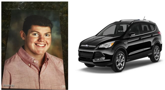 Missing teenager Shawn Liguori, of Kennebunk, has been found and is safe.