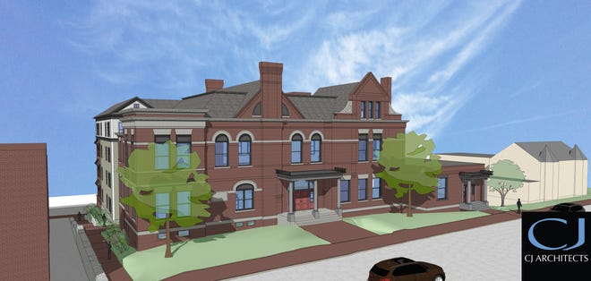 The former Strafford County Courthouse at 1 First St., in Dover has been sold to developer Eric Chinburg for $700,000 according to county records.