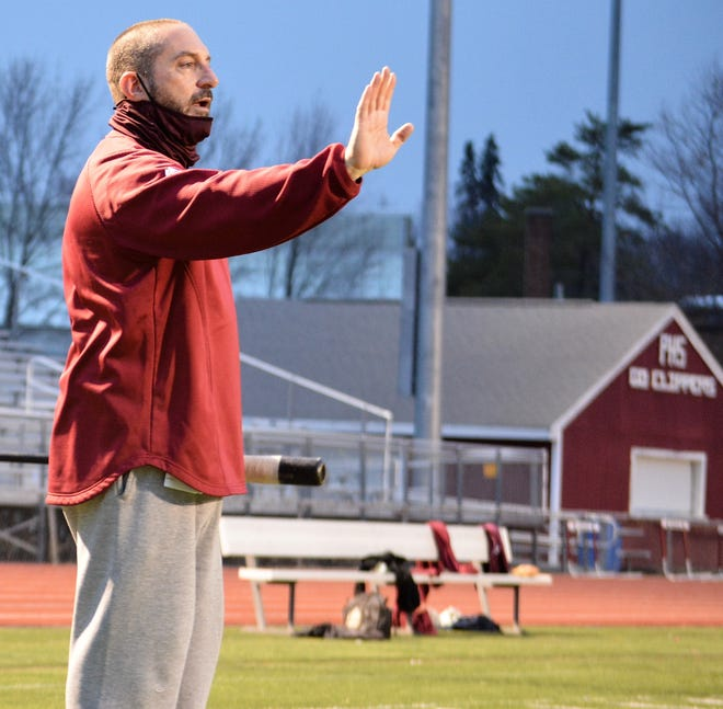 Portsmouth High School head baseball coach Tim Hopley will begin his 25th season at the helm of the Clippers this year. Hopley has guided the Clippers to seven Division II state championships.