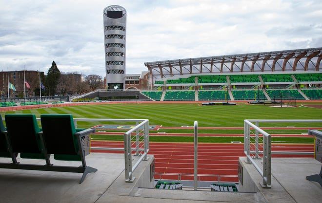 Hayward Field, which reopened this spring for Oregon track meets, will host The Outdoor Nationals high school championships this summer.