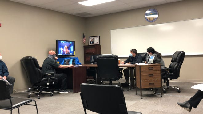 Stark County Board of Elections Chairman Sam Ferruccio issued a statement Thursday morning in response to the Stark County commissioners' statement the prior day where they said they would not fund the purchase of Dominion voting machines at this time.