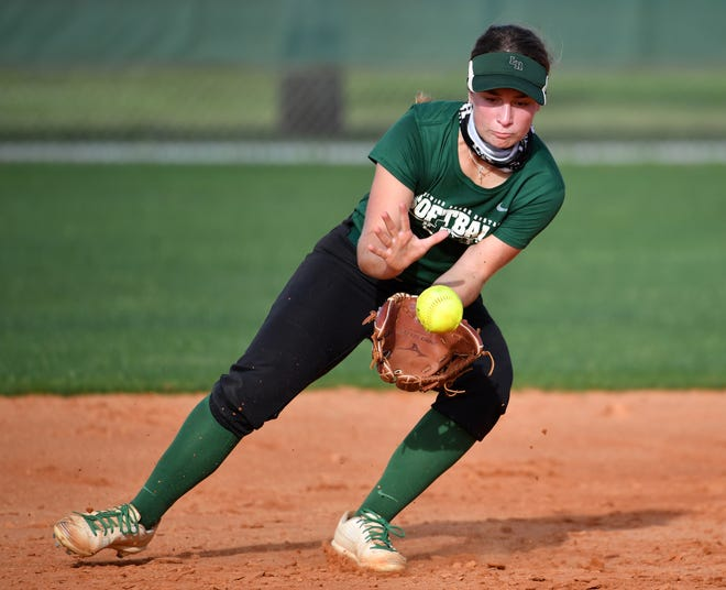 Jillian Herbst will be in the Lakewood Ranch softball lineup when it plays host to Lutz Steinbrenner in the Class 7A-Region 3 quarterfinal.
