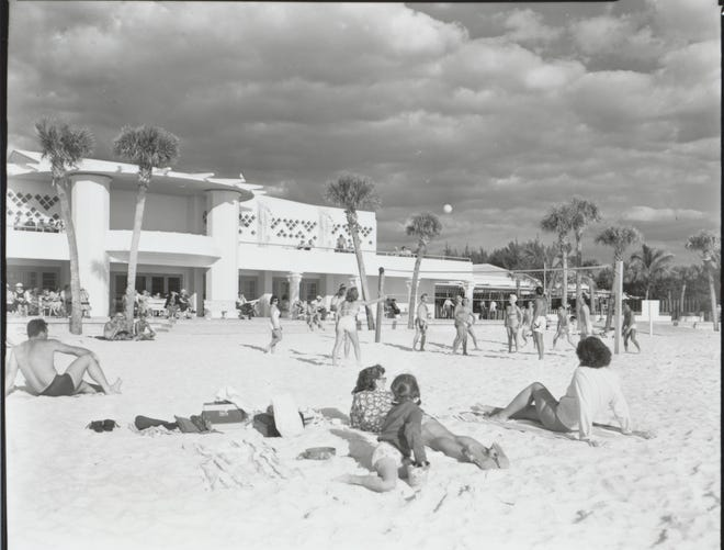 Lido Casino 1940-1969, no one knew what was going on until the bulldozers began bouncing off of it.