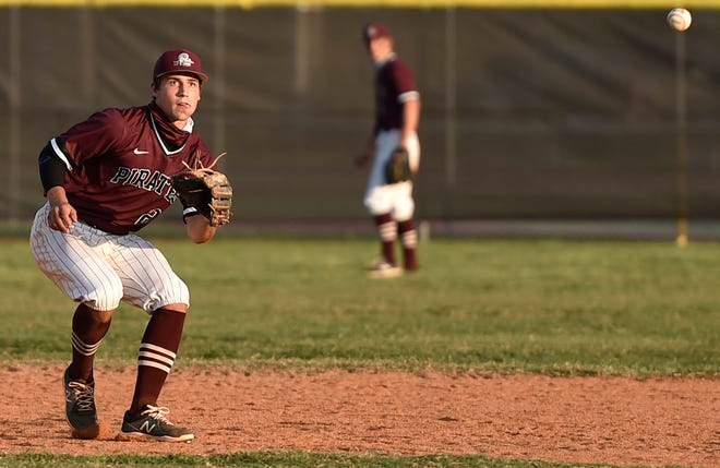 Ryan Waldschmidt is playing his fourth season for the Braden River High varsity baseball team.