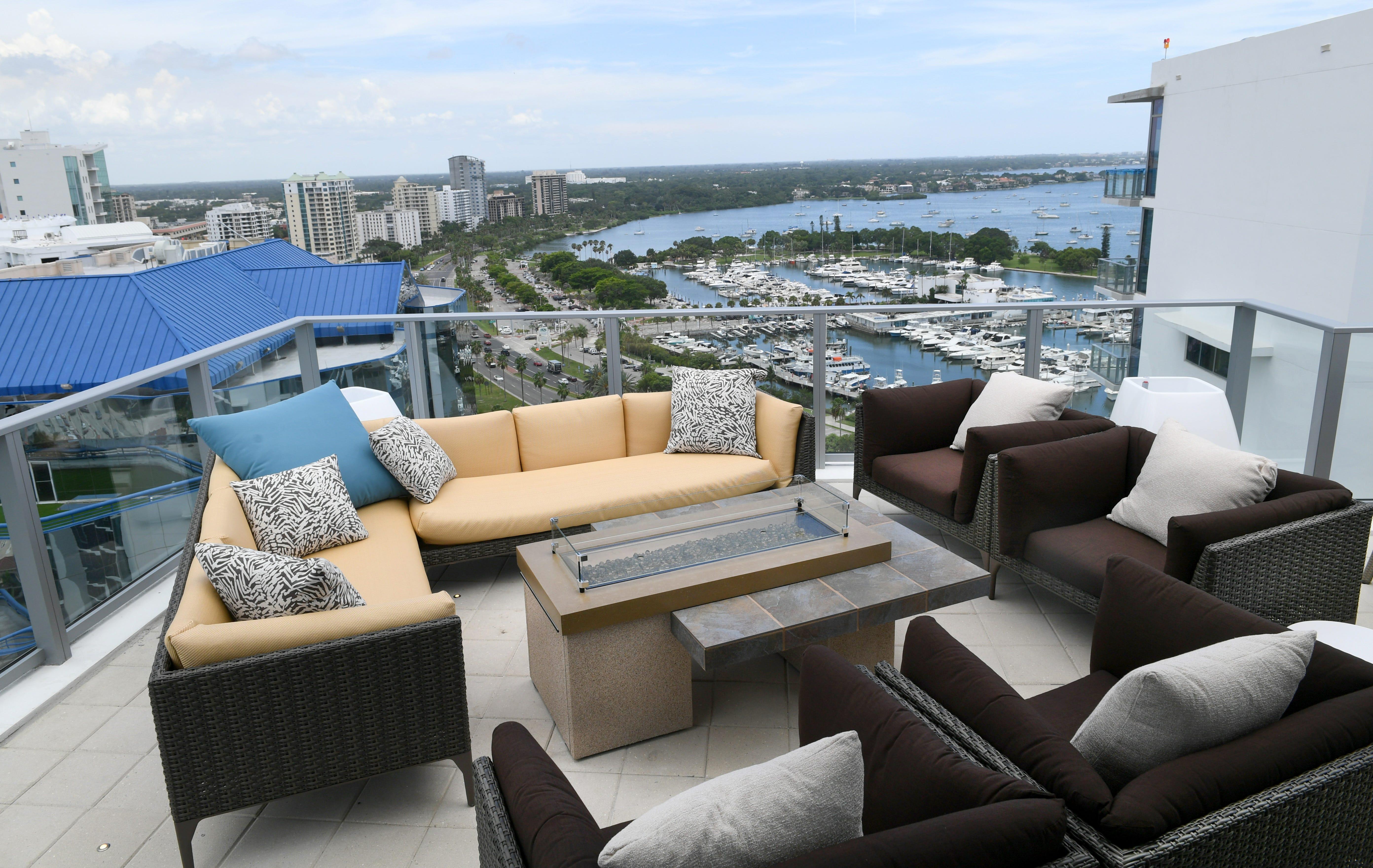 heraldtribune.com - Wade Tatangelo - The best rooftop bars and restaurants in Sarasota-Bradenton for drinks, food, amazing views