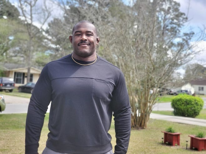 New Bern native Ceron Francisco recently retired from his wrestling career following the 2021 Oympic Trial Qualifier competition recently held in Fort Worth, Texas.