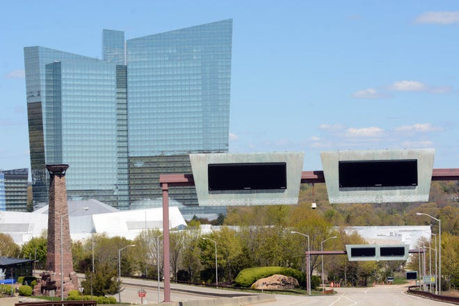 Mohegan Sun will host the first of three hiring events on Wednesday.