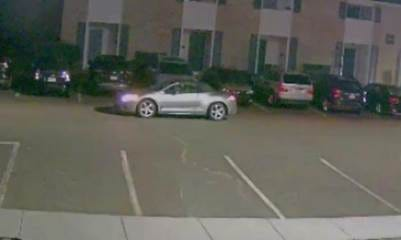 Police are seeking the public's help in locating a car involved in a drive-by shooting on March 16.