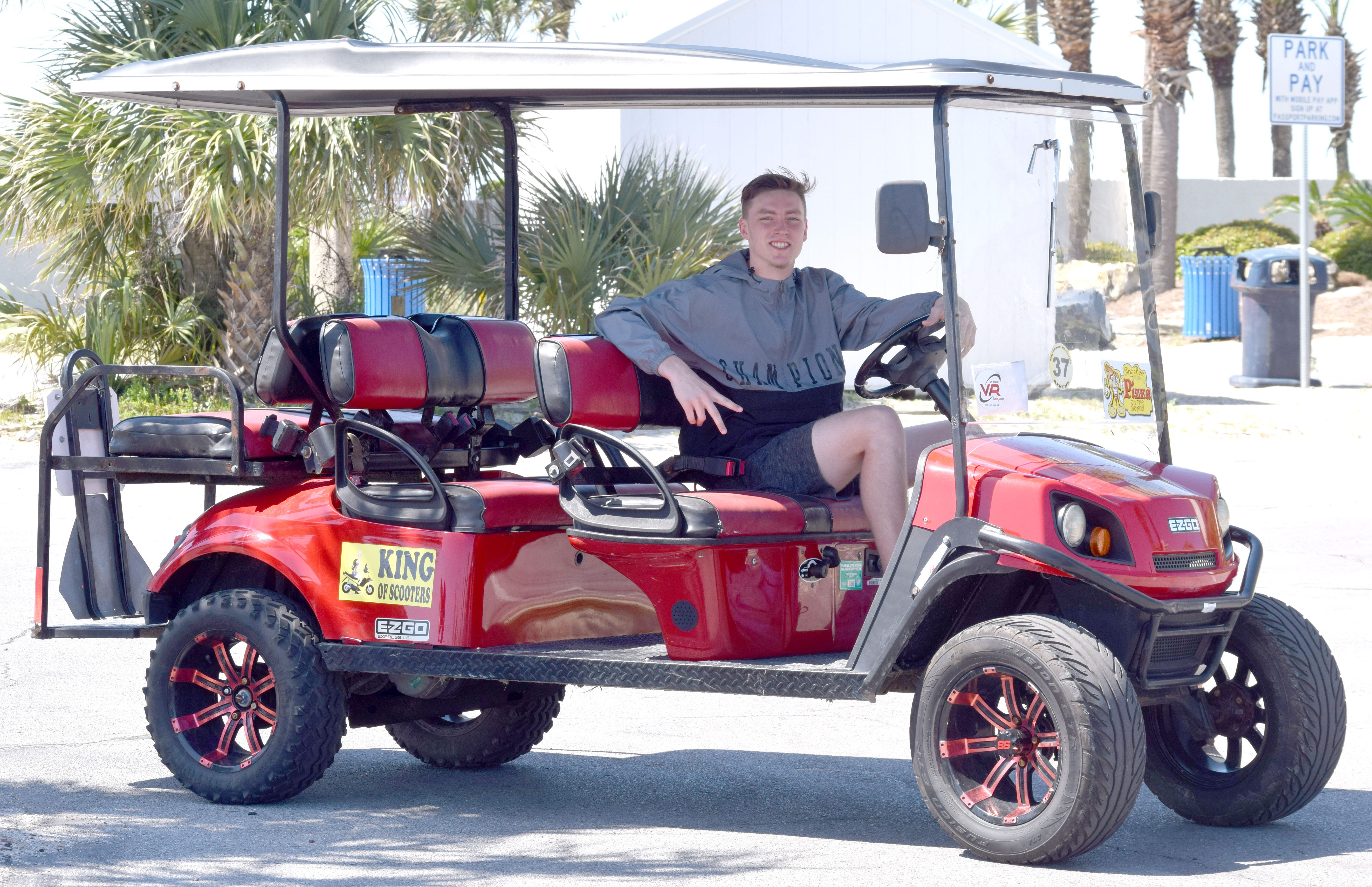 26+ Can you drive golf carts in panama city beach info