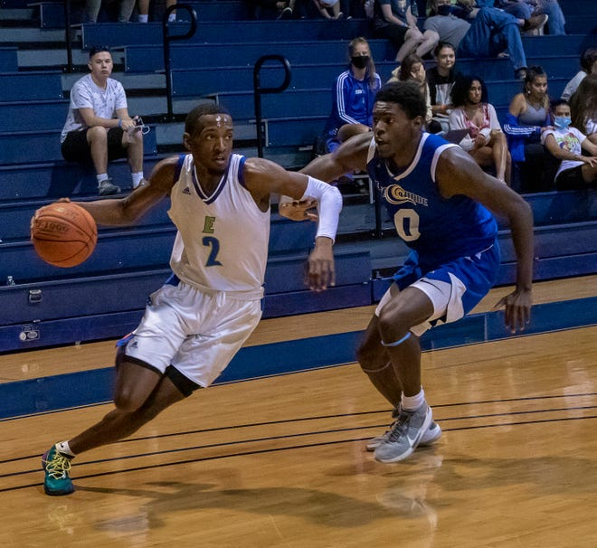 Nick Alves of Eastern Florida State College basketball