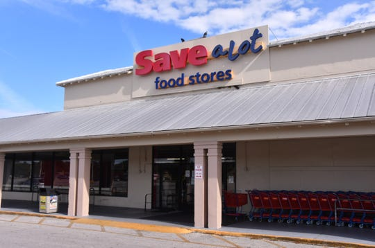 The Save a Lot grocery store on Dixon Boulevard, which closed on March 27, reopened on Friday with funding from the American Rescue Plan Act.