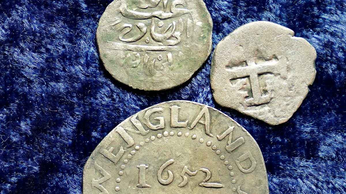 Ancient coins may solve mystery of murderous 1600s pirate 3