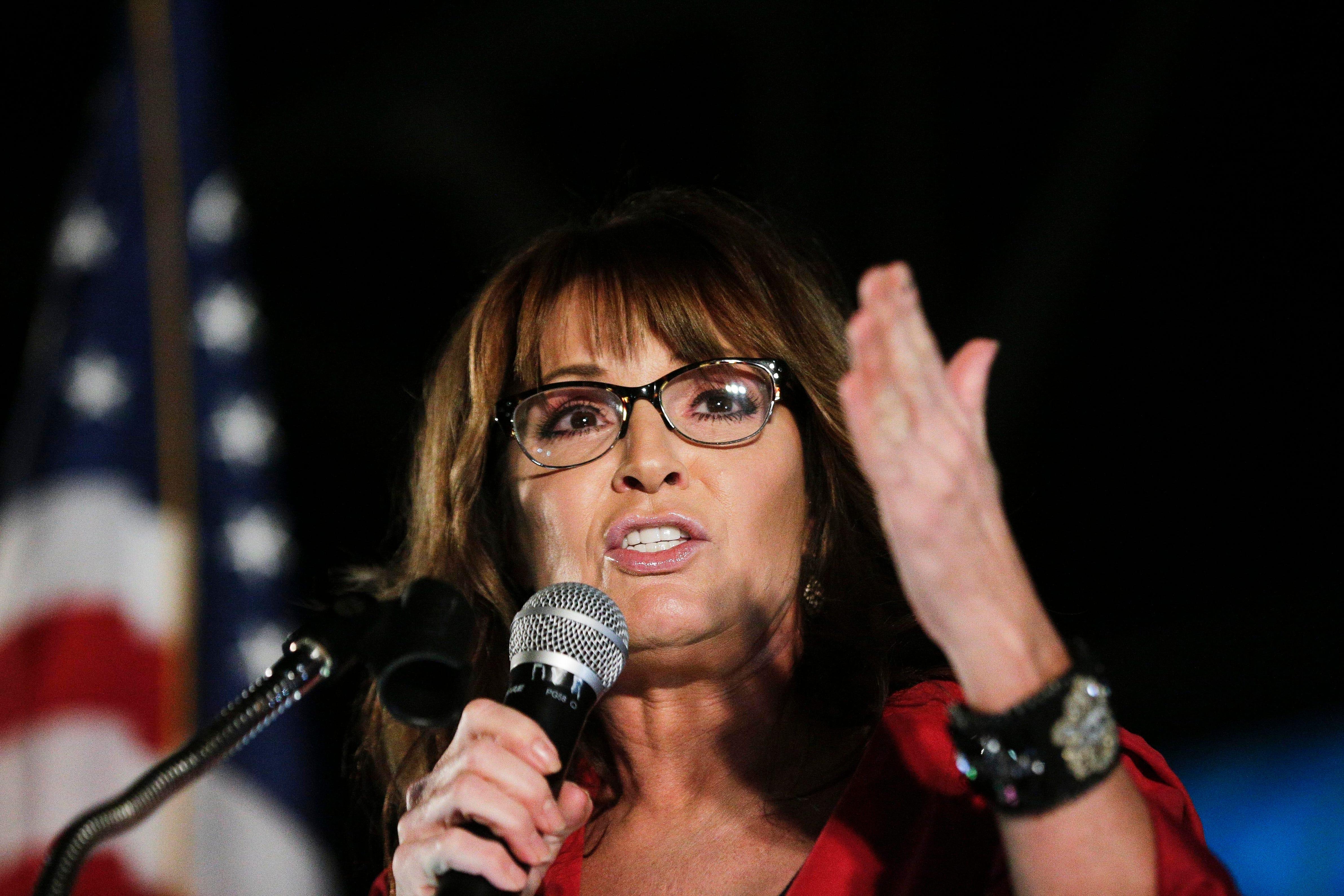 Sarah Palin confirms COVID-19 diagnosis, urges steps like masks 2