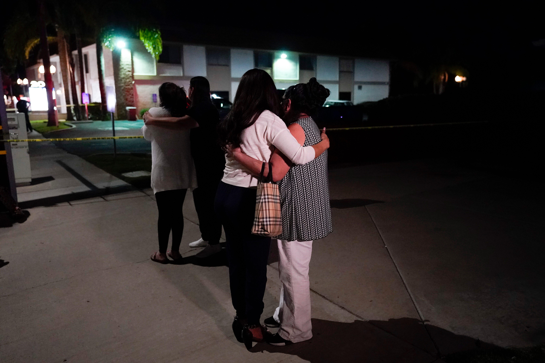 California office building shooting kills 4, including child 2
