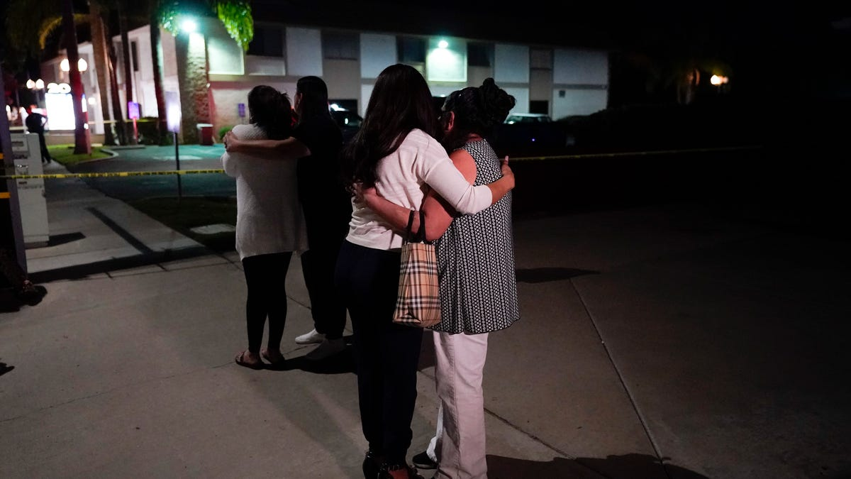 California office building shooting kills 4, including child 3