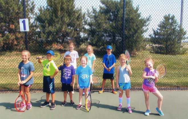 Local nonprofits, such as the Fremont YMCA with its Tennis Camp shown here, are eligible to apply for grants through the Gannett Foundation's A Community Thrives program.