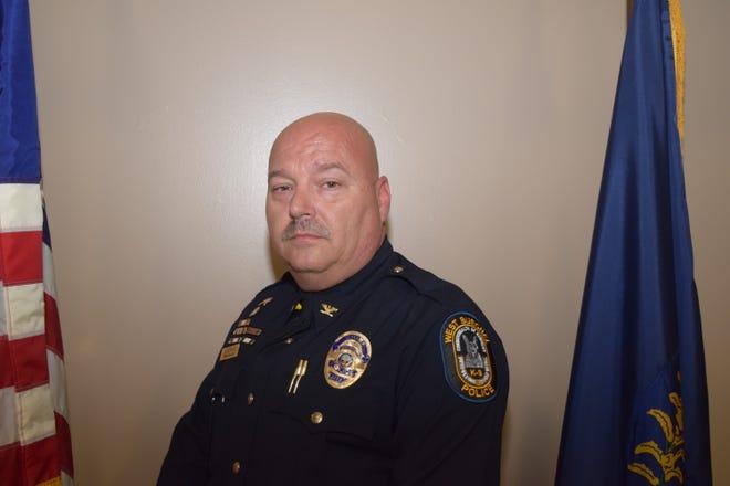 West Buechel Police Chief Jim Sherrard