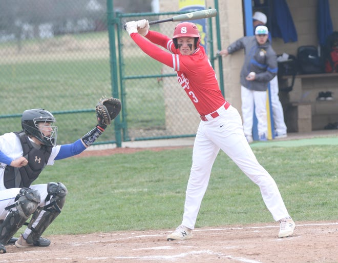 Shelby's Marshall Shepherd was named the 2021 Mid-Ohio Athletic Conference Baseball Player of the Year.