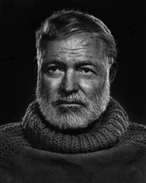 """""""Hemingway,"""" a three-part documentary by Ken Burns on Ernest Hemingway, will air on PBS stations Monday through Wednesday."""