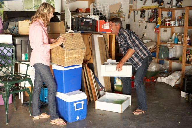 Just as your home doesn't declutter itself, your finances don't either.