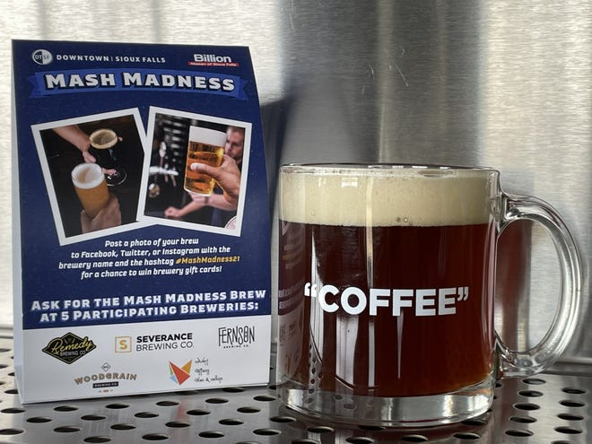 Coconut Zambooki from Severance Brewing Co. wins the 2021 DTSF Mash Madness tournament.