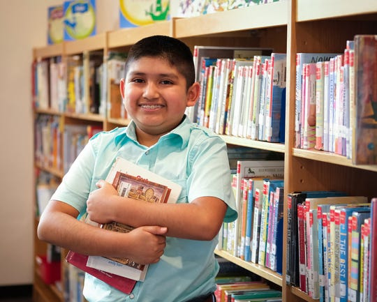 Dennis Acosta-Apolonio of Grove Elementary