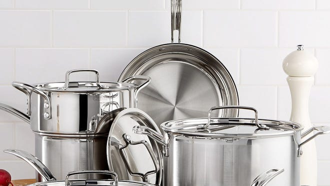 This Cuisinart cookware is our favorite—and it's heavily discounted right now.