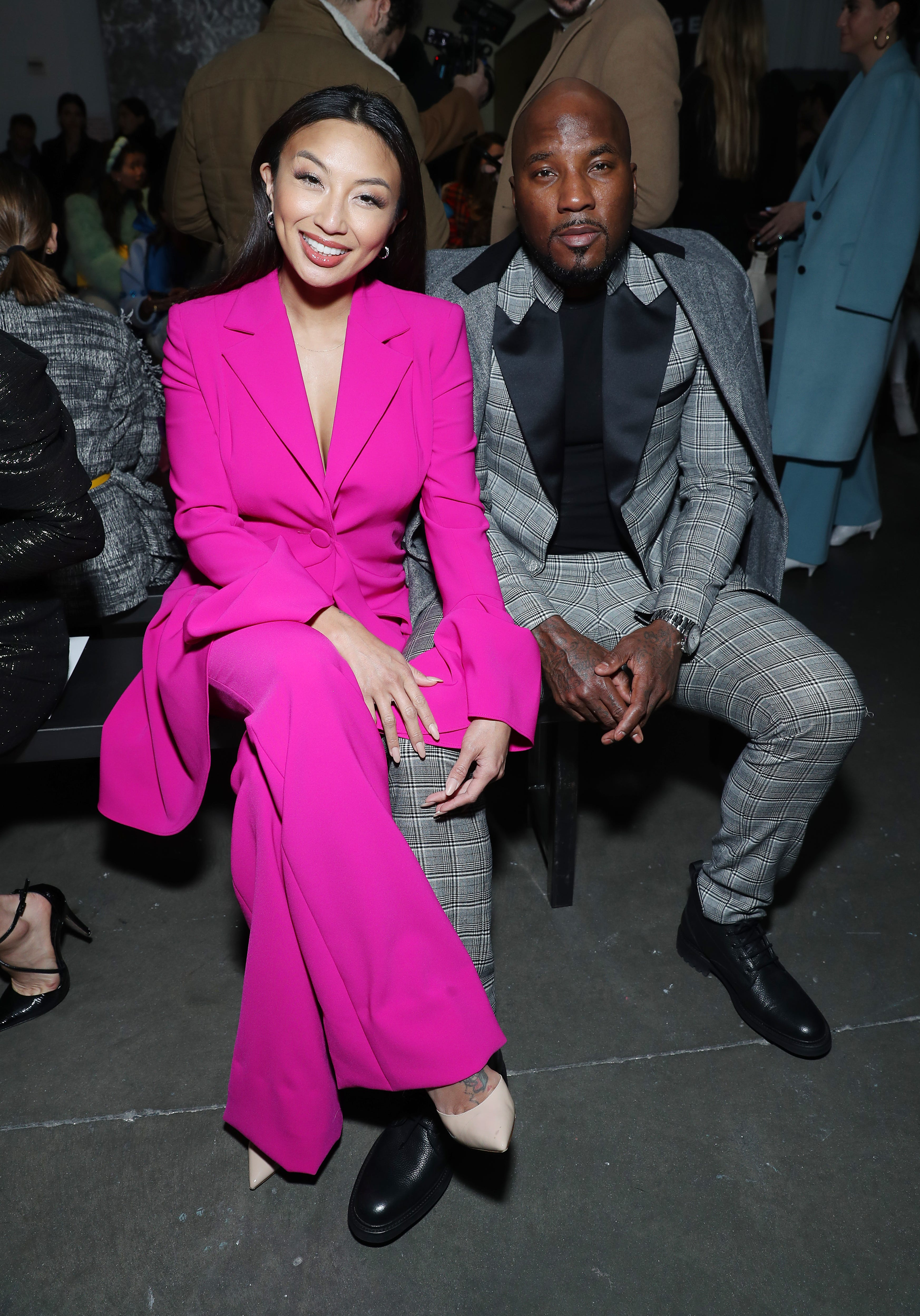 Life is too short : Jeannie Mai and rapper Jeezy quietly marry in Atlanta  mini-mony