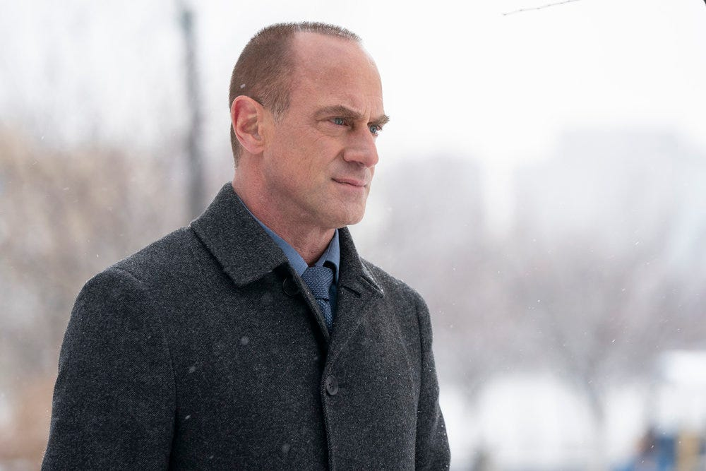 Review: Christopher Meloni s Stabler is back, but  Organized Crime  doesn t feel like  Law & Order