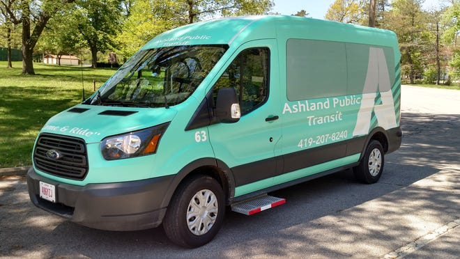 Ashland Public Transit and the Ashland County Health Department are teaming to offer free rides to COVID-19 vaccination sites located within the county.