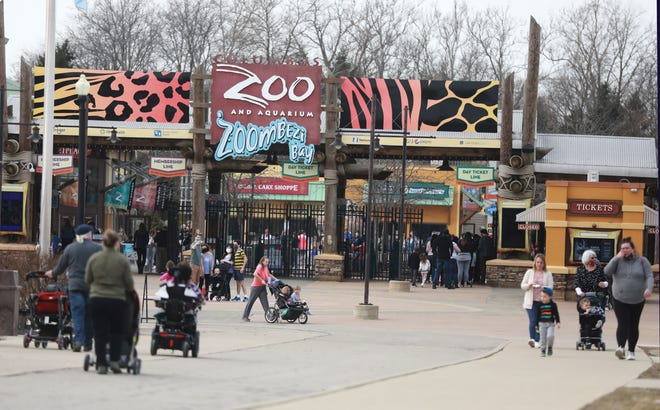 Two top officials at the Columbus Zoo and Aquarium resigned after an investigation into their personal use of zoo assets.