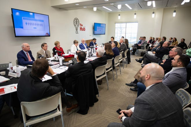 The Texas Tech Research Park Inc. board met for the first time on March 2, 2020. Two weeks later, the nation shut down in response to COVID-19, but their work has not stopped.