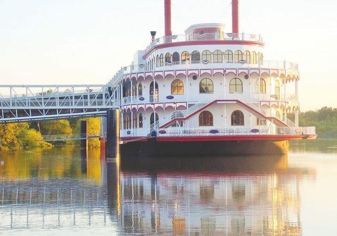 Casino boat.