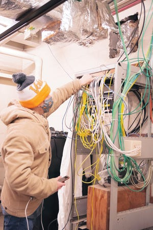 Roane State played a crucial role in an experiment to get high-speed internet to rural communities currently lacking what's become an essential component of modern life.