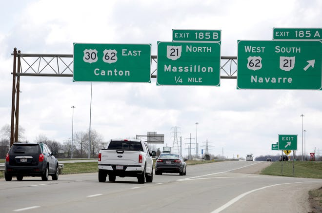 U.S. Route 30, in the Massillon area, will be resurfaced this summer