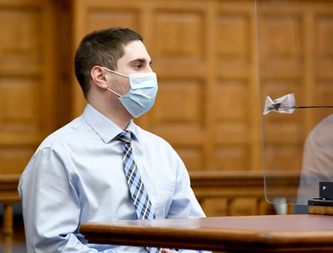 Jason A. McDermitt, 29, of Jackson Township, is on trial in Stark County Common Pleas Court for the October slaying of Morgan Fox of Plain Township in Stark County Common Pleas Court.